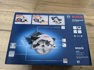 Bosch GKS 18V-58 im Karton