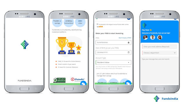 FundsIndia: ETMoney: 10 Best Investment Apps for Android