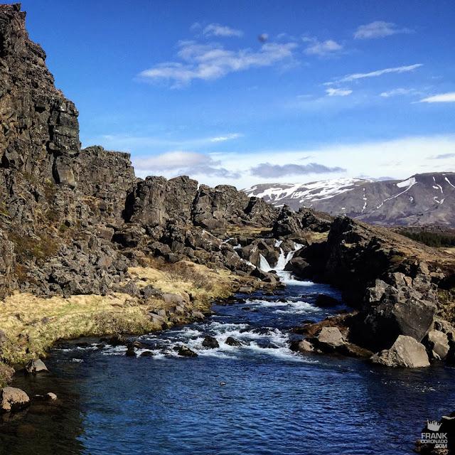 Þingvellir círculo dorado de Islandia