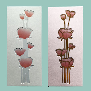 Foil and Acetate Poppy Card by Janet Packer (Crafting Quine). Cutting file details by Hero Arts at http://craftingquine.blogspot.co.uk