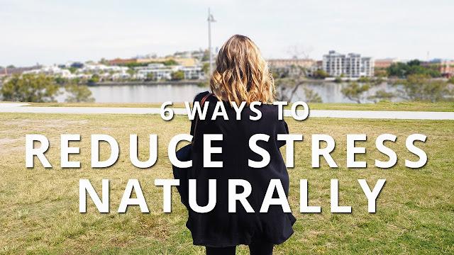 6 Ways to Relieve Stress