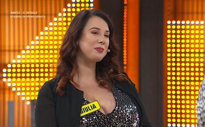 concorrente Giulia Avanti un altro 24 aprile