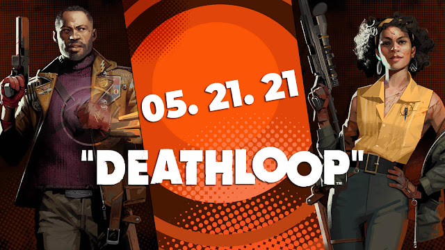 deathloop release date may 2021 first-person action shooter game pc playstation 5 ps5 arkane studios bethesda softworks