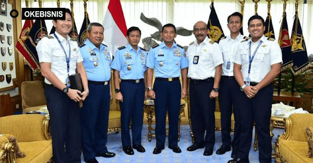 Ini Daftar lengkap gaji Pilot di Indonesia