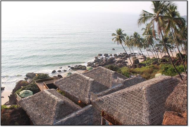 Goa, palolem beach