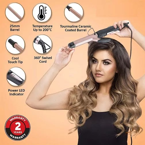 Best Hair Curler Machine in India | Best Hair Curlers Reviews