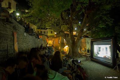 ΤΖΟΥΜΕΡΚΑ-Τα πανηγύρια έφυγαν…το θερινό σινεμά επιστρέφει