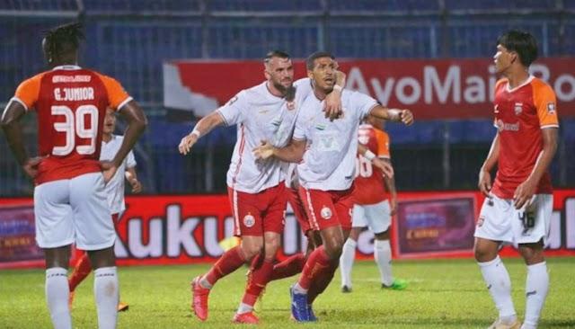 Persija Jakarta Lumat Borneo FC 4-0 Pada Lanjutan Piala Menpora