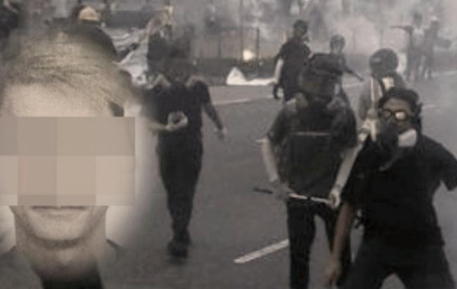 Beredar Rumor Pria Yang dipersenjatai Bahan Peledak Mengancam Akan Melakukan Serangan diperkotaan Besok