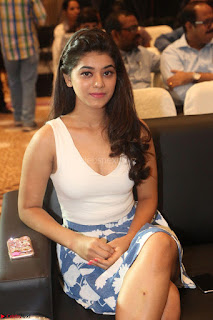 Yamini in Short Mini Skirt and Crop Sleeveless White Top 078.JPG