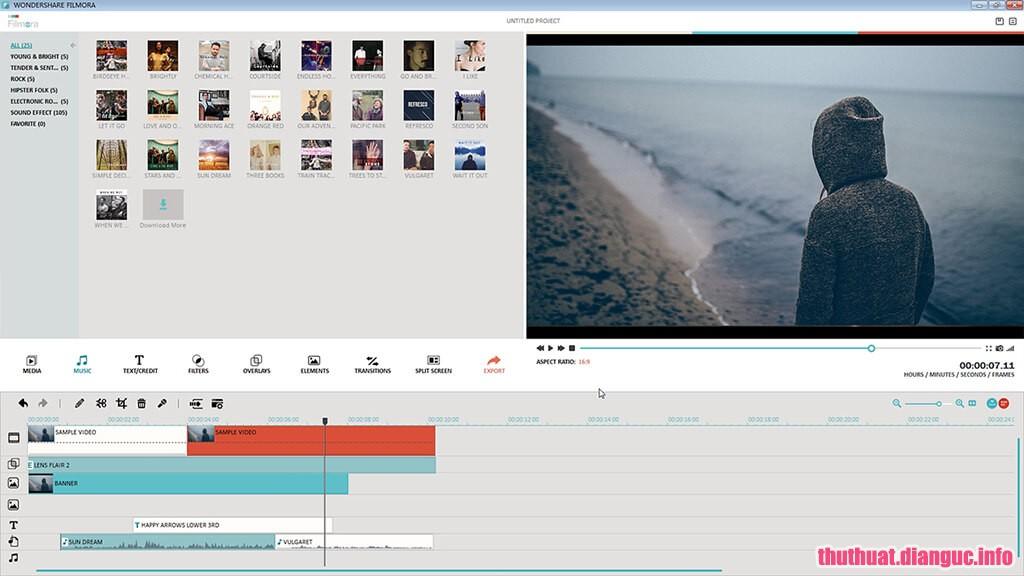 Download Wondershare Filmora 9.1.1.0 Full Cr@ck