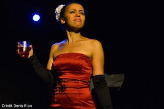 Théâtre : Billie Holiday, Sunny Side de et avec Naïsiwon El Aniou - A la Folie Théâtre