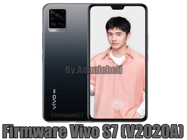 Firmware Vivo S7 (V2020A)