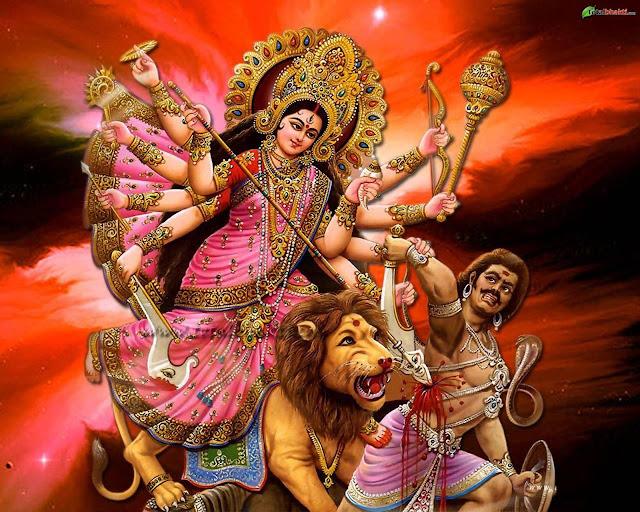 Maa-Durga-Wallpaper-in-HD