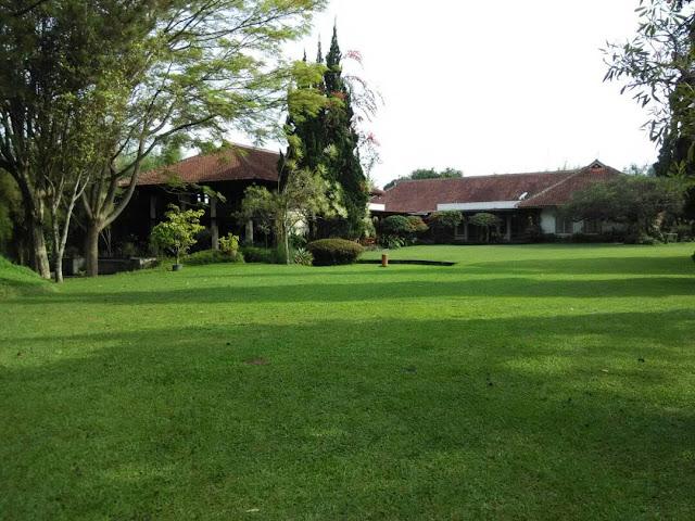 VILLA LAGENTA | Villa Untuk Gathering Outbound di Lembang