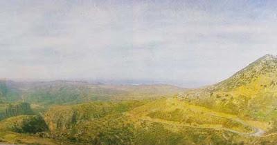 Foto Pegunungan Kyrenia