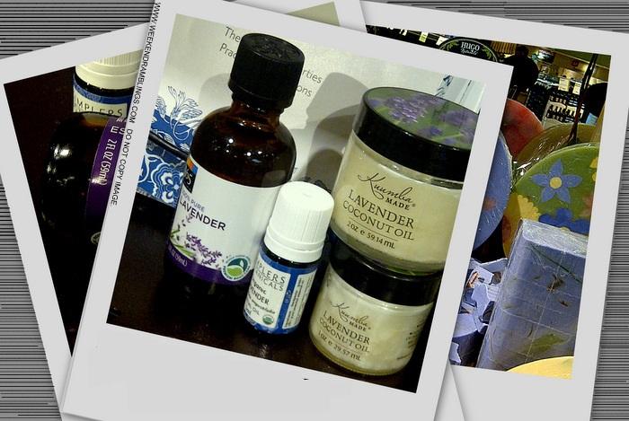 Whole Foods Aromatherapy Oils