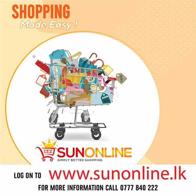 A better way of shopping for people in Kandy.