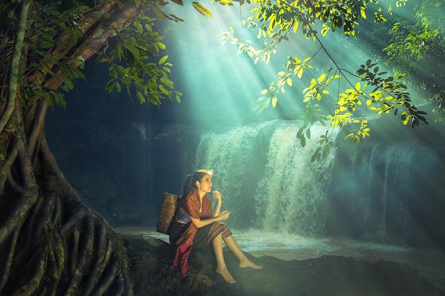 Taman Wisata Karang Resik, Gunung Galunggung, Wisata Tasikmaya, cirumanja.com