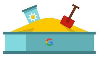 algoritma google sandbox