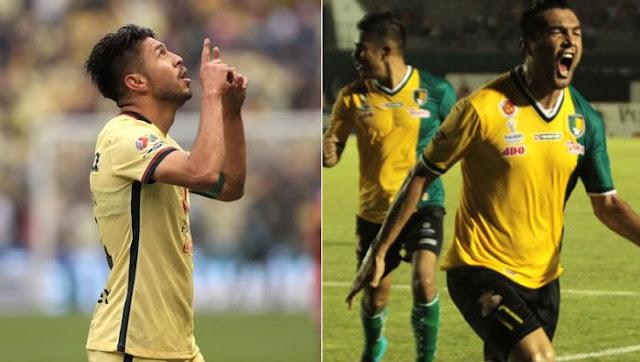 Venados vs America en vivo Copa MX Apertura 2016