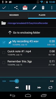 Easy Voice Recorder Pro - 2