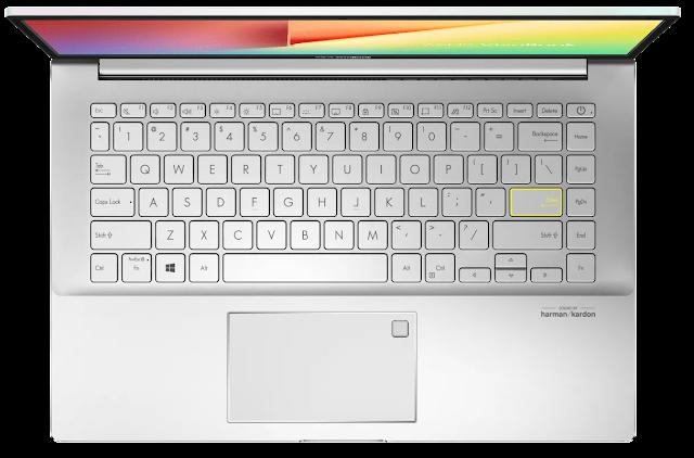 keyboard asus vivobook s14