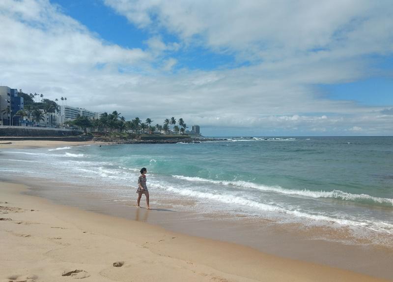 Praia de Ondina, Salvador