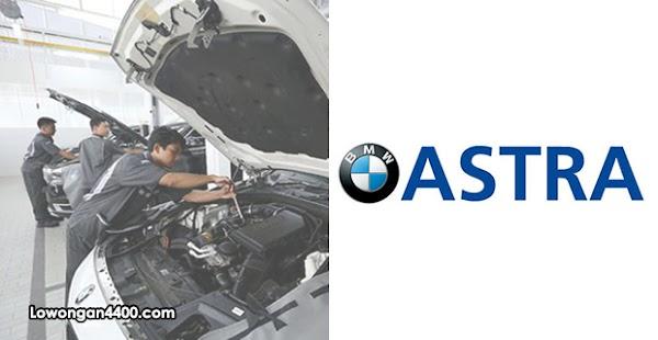 Lowongan Kerja BMW Astra Sunter