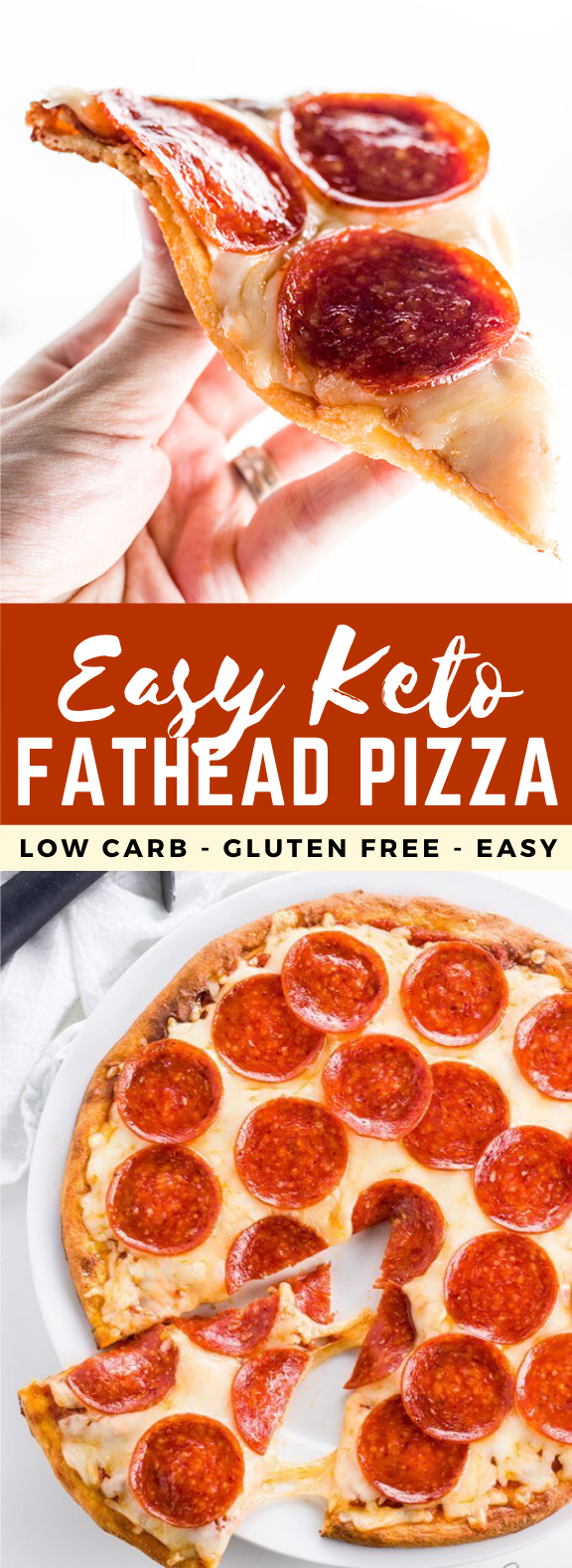 FATHEAD PIZZA CRUST RECIPE (LOW CARB KETO PIZZA) – 4 INGREDIENTS #healthy #diet