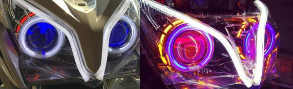 Harga Headlamp Projector Vario 125