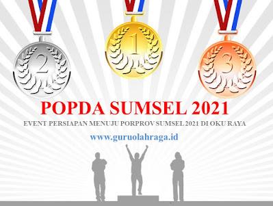 POPDA SUMSEL 2021, Road To POPNAS XVI Sumsel - Babel