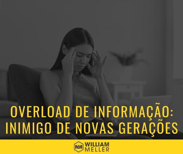 Overload de informação: inimigo de novas gerações