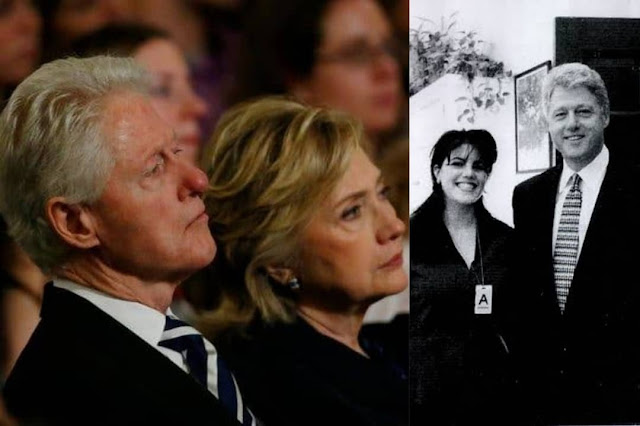 Bill Clinton Finally Opens Up On Why He Cheated On His Wife With His Secretary
