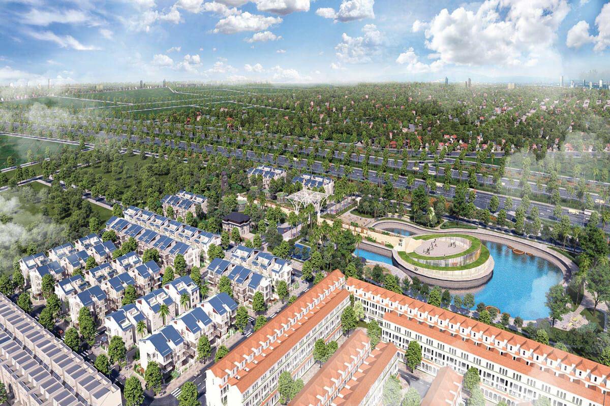 Biệt thự Sol Lake Villa Đô Nghĩa