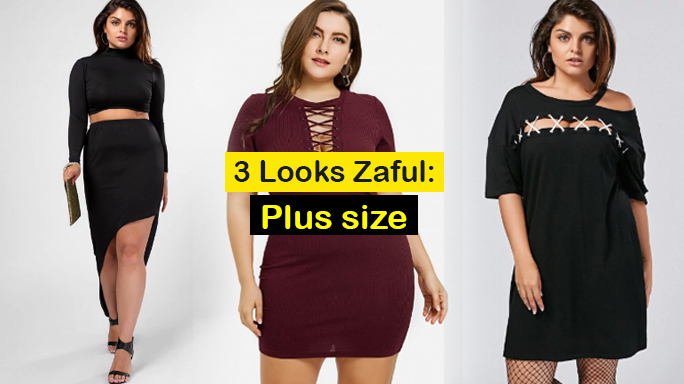 Look plus size gringo