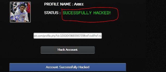 Penggunaan Situs Jasa Hack untuk Facebook