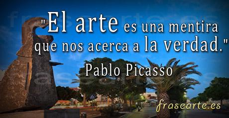 Frases para artistas, Pablo Picasso
