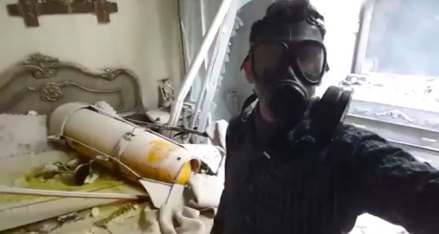 PETER HITCHENS reveals fresh evidence that UN watchdog suppressed report casting doubt on Assad gas attack