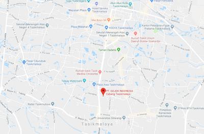 Kantor Gojek Tasikmalaya