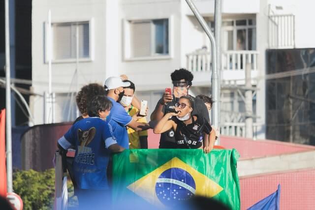 Protestos 7 de Setembro no Brasil