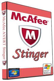 تحميل برنامج مكافحة الفيروسات McAfee Stinger