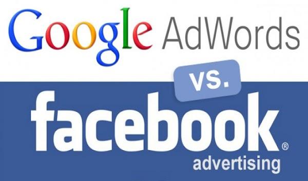 شرح بالفيديو بين جديد فيس بوك وجوجل ادورز facebook & Google AdWords 01/04/2020