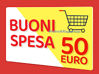 Logo Concorso Spuma di Sciampagna '' Il pulito ti regala la spesa: vinci 150 buoni da 50 euro