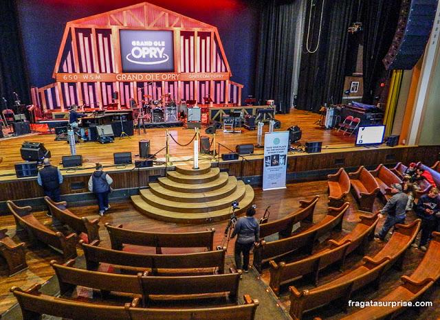 Ryman Auditorium, Nashville, EUA
