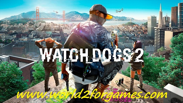 """Free Download Watch Dogs 2 ""Fitgirl Repack"