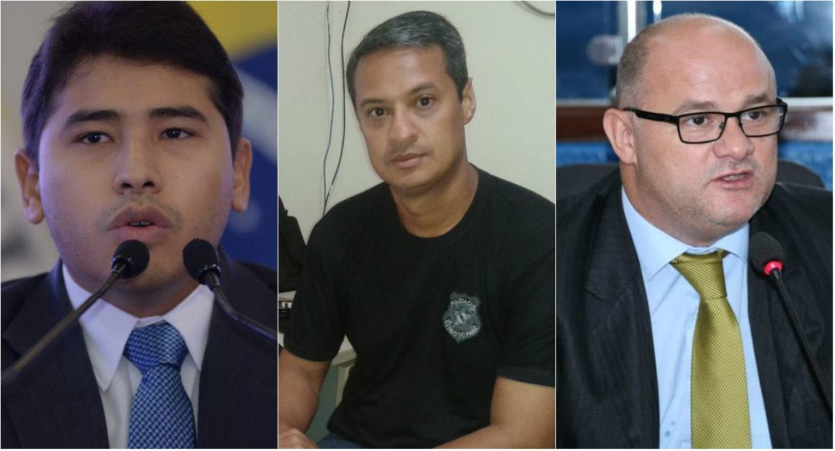 Jardel, Alysson e Ronan são os vereadores que lideram o ranking de popularidade digital