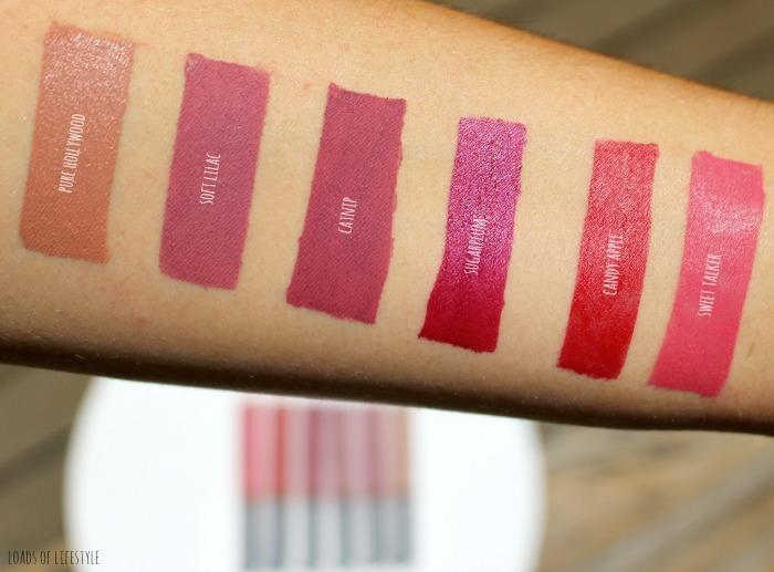 ผลการค้นหารูปภาพสำหรับ anastasia liquid lipstick Soft Lilac