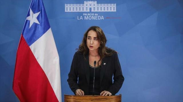Chile admite informe de HRW sobre violaciones de DDHH en protestas