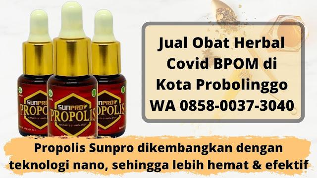 Jual Obat Herbal Covid BPOM di Kota Probolinggo WA 0858-0037-3040